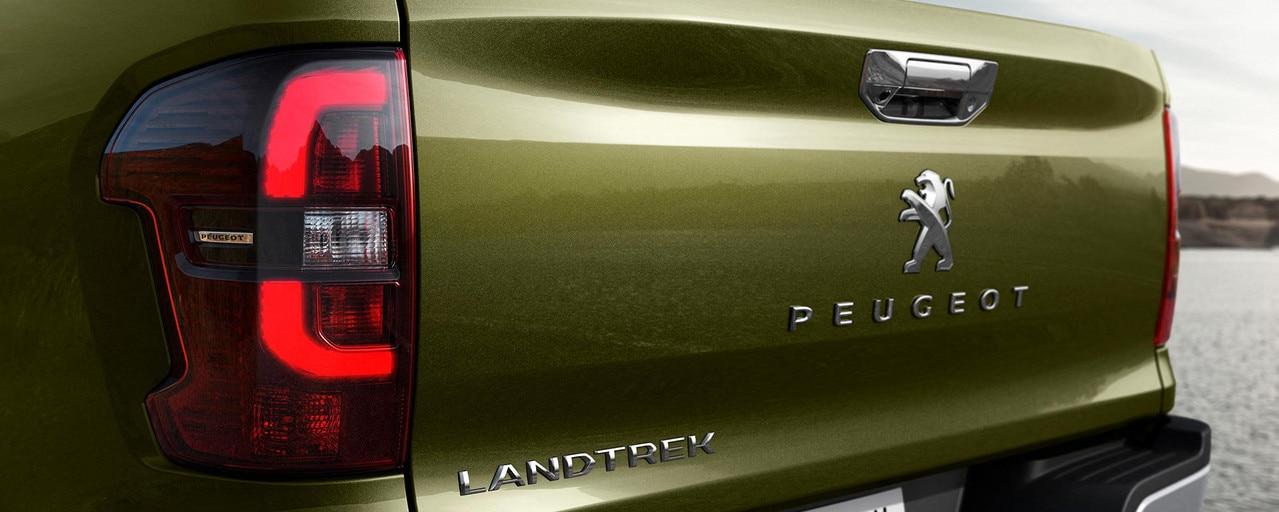 Nuevo pick-up PEUGEOT LANDTREK Multipurpose cabina doble 4x4 LED cámara de visión trasera