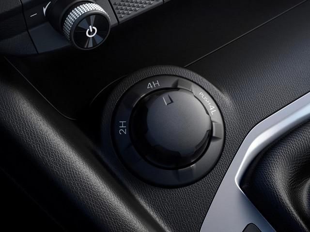 Nuevo pick-up PEUGEOT LANDTREK 4x4 modo 4H 4L